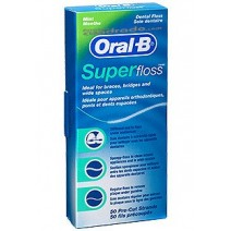 Oral B Superfloss 50u
