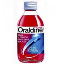 ORALDENE MOUTHWASH ORAL 400ML
