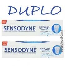 Sensodyne Duplo Repair & Protect 2 x 75ml