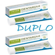 Cattier Duplo Dentargile Propolis 2 x 75ml