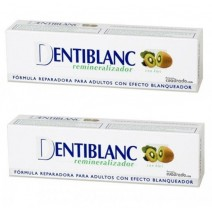 Dentiblanc Duplo Remineralizador con Kiwi 2 x 100ml