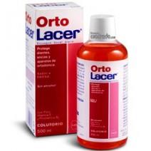 Lacer Ortodent Colutorio Fresa 500ml