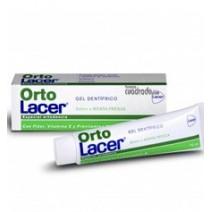 Lacer Ortodent Pasta Menta 75ml