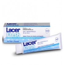 Lacer Fresh Gel, 125ml