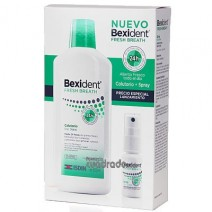 Bexident Fresh Breath Colutorio 500ml + Spray