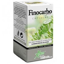 Aboca Finocarbo Plus 500 mg 50 capsulas