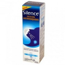 Silence Spray Anti-ronquidos, 50ml