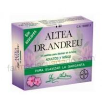Altea Dr.Andreu 12pastillas Para Chupar
