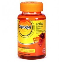 Supradyn Adultor Gummies 50u