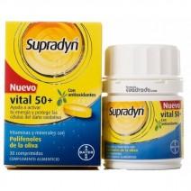 Supradyn Activo 50+ Energía y Vitalidad 30 comprimidos