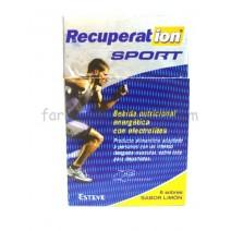 Recuperation Sport Sabor Limon 6 sobres