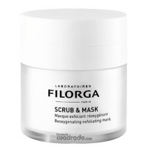 Filorga Scrub & Mask Mascarilla Exfoliante Reoxigenante 55ml