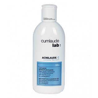 Cumlaude Acnilaude C Gel Limpiador, 200ml