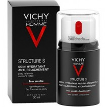 Vichy Homme Structure S Tratamiento Reafirmante, 50ml