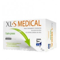 XLS Medical Capta Grasas, 180 comp